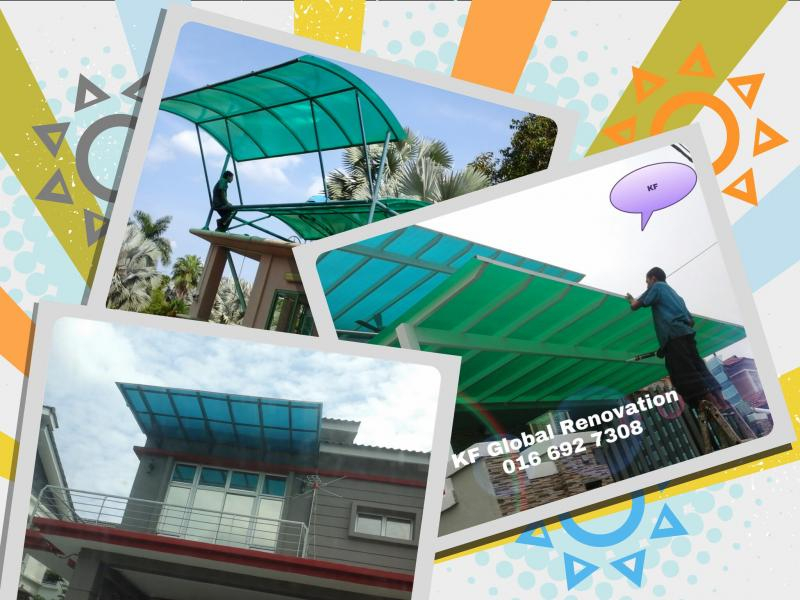 Awning Services in Semenyih